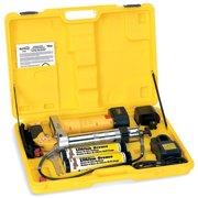 Lumax LX-1163 Cordless Grease Gun w/2 12 Volt Batteries