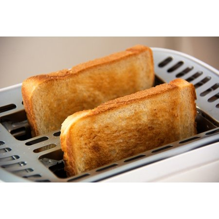 LAMINATED POSTER Toast Slices Of Toast Toaster Eat White Bread Food Poster Print 24 x 36