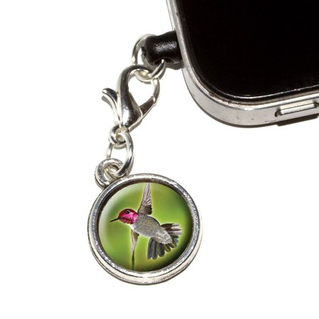 Anna's Hummingbird - Bird Mobile Phone Charm ()