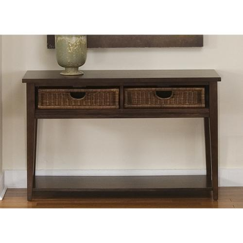 Liberty Furniture Industries Liberty Basket Sofa Table