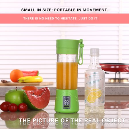 KKSTAR New Fashion Electric Juice Blender Multi-functional Household and Portable Juicer Cup - image 4 de 7