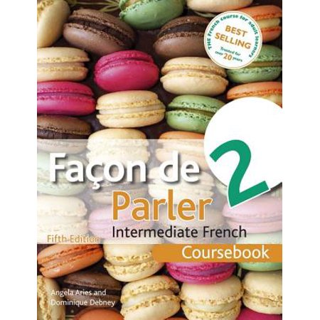 Facon de Parler 2 Course pack 5th edition : Intermediate French