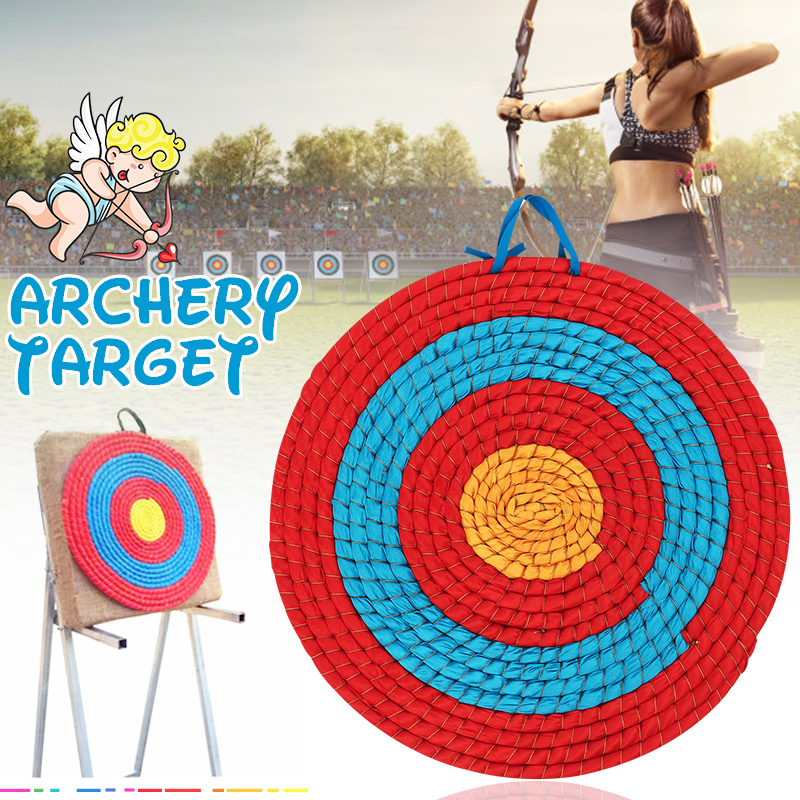 Archery Arrow Bow Straw Arrow Target Hunting Shooting Outdoor Game Practice 55cm