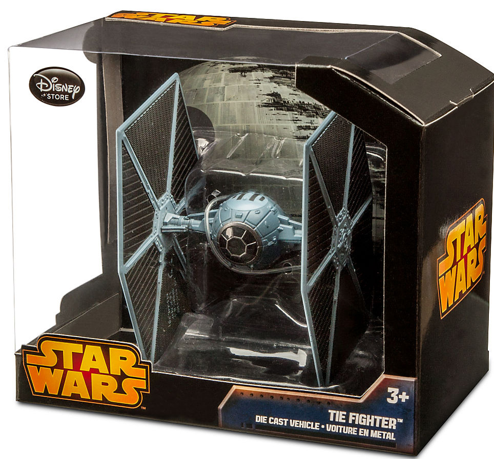 "Disney Star Wars Return of the Jedi Tie Fighter Exclusive 5"" Diecast Vehicle"