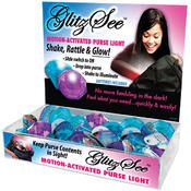 Glitz See Purse Light (24 Units Included)