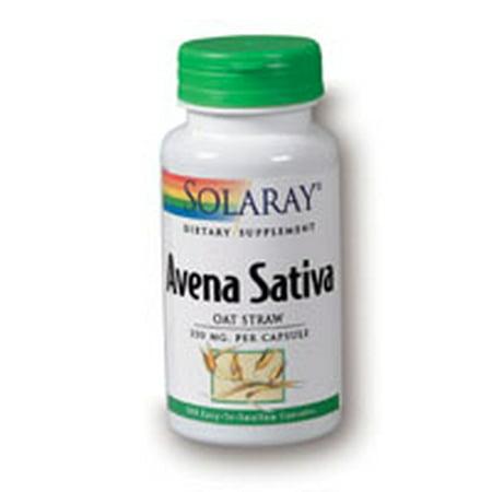 Avena Sativa Solaray 100 Caps