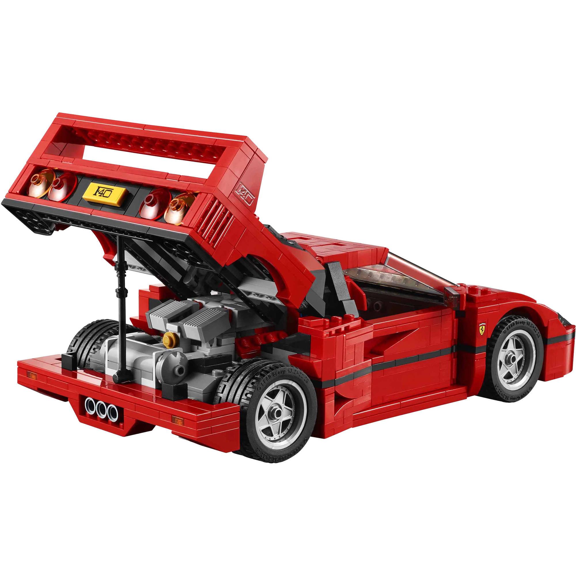 Lego creator expert ferrari f40 10248 walmart vanachro Images