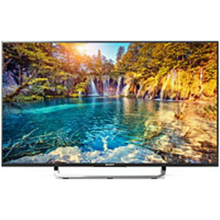 Sony XBR-43X830C 43-inch 4K Ultra HD Smart LED TV – 3840 x 2160 (Refurbished)