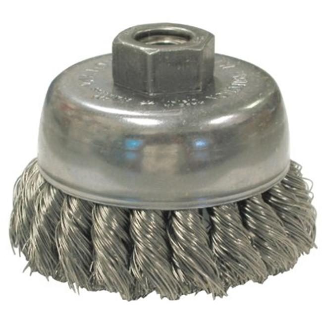 Anderson Brush 066-18215 Usc80-.020 2-3-4 Inchdia Sirow Knot Wire C