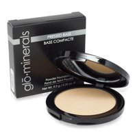 glominerals Pressed Base Foundation Golden Dark .35 Oz
