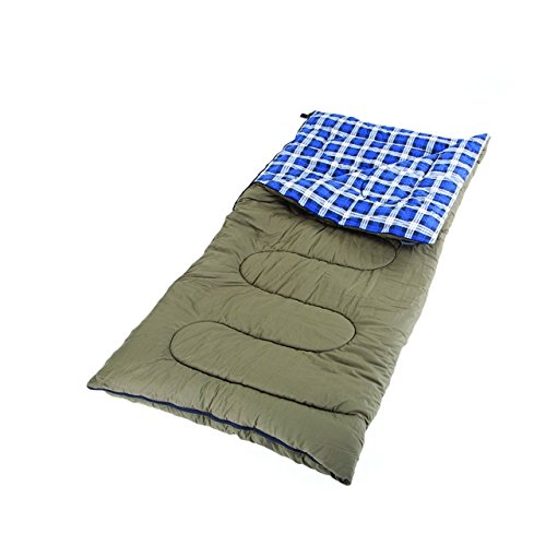 Stansport 5-Pound Canvas Sleeping Bag by Stansport
