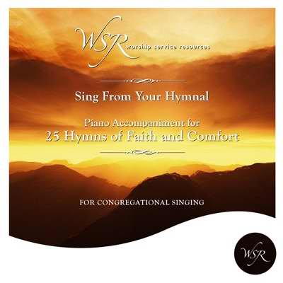 Worship Service Resources 660525 Disc 25 Hymns Of Faith   Comfort Rock Of Ages
