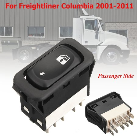 Passenger Side Electric Power Window Switch For Freightliner Columbia 2001-2011 - image 1 of 6