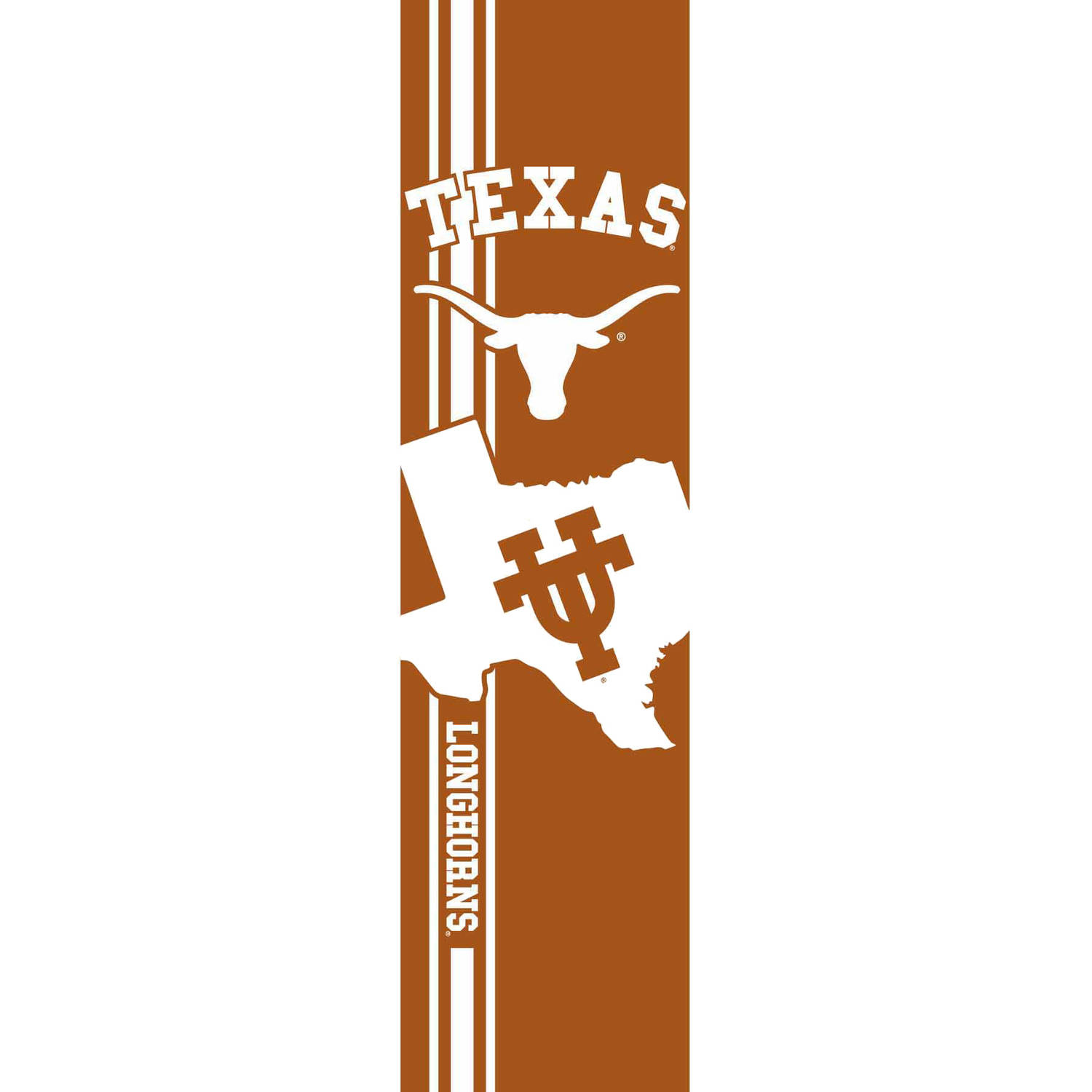 Texas Longhorns Door Banner by Team Promark