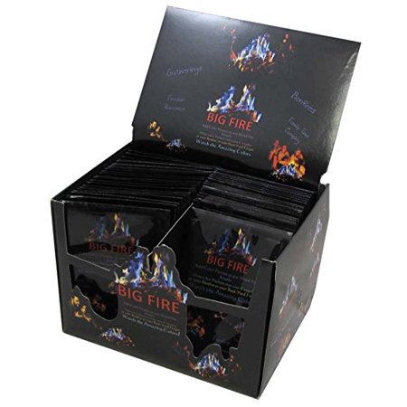 Big Fire Color Changer - 48 party pack (Pitt Party)