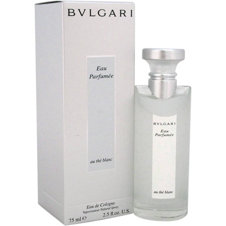 Bvlgari White Eau De Cologne Spray, 2.5 Oz