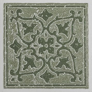 Park Avenue Collection 4x4 Wall Tile - Nexus Accent 404 Forest
