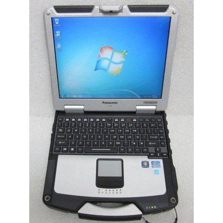 REFURBISHED Refurbished RUGGED Panasonic Toughbook Laptop - CF-31 - Intel Core i5 2.6GHz CPU - 500GB HDD - 8GB DDR3 - 13.1