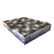 Fancy Heat & G.J. Chemical 17800-F815 PE 2.5 Hour Methanol Blue Chafing Fuel