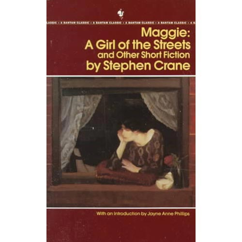 criticism on maggie the girl of the streets Check your understanding of stephen crane's 'maggie, a girl of the streets' with this interactive quiz and printable worksheet these practice.