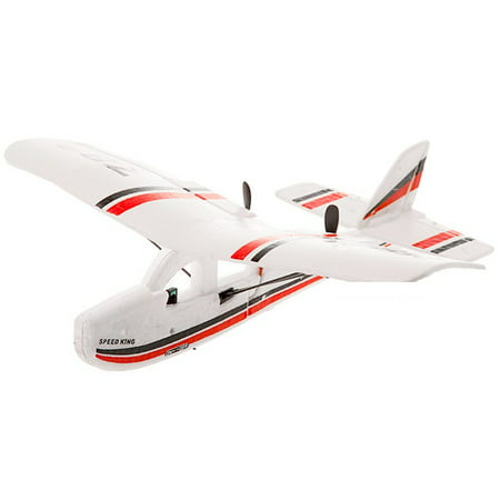 POCO DIVO Micro Cessna 781 Electric RC Plane RTF 2CH Indoor Flight Remote Control Airplane (Predator Rc Plane)