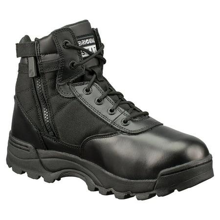 Men's Classic 6 Side Zip (Best Work Shoes For Flat Feet Mens)