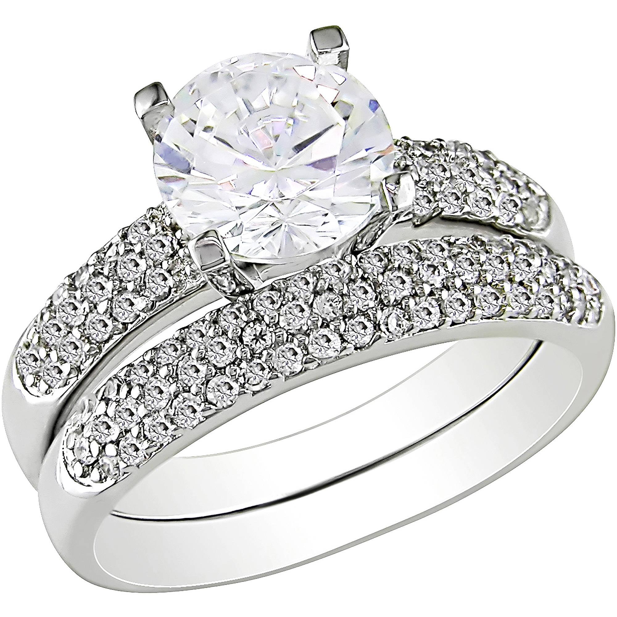 Amazing Wedding Rings Sets Platinum