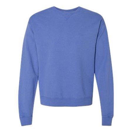 Comfortwash By Hanes. Deep Forte Blue. M. Gdh400. 00738994239044 - image 1 of 1