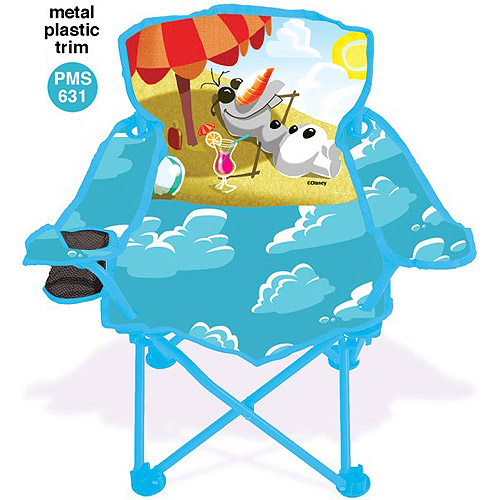 Disney Olaf Fold 'N Go Chair