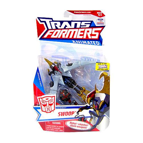 Hasbro Transformers Animated Deluxe Figure Swoop