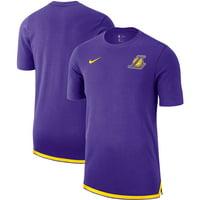 Los Angeles Lakers Nike Essential Uniform DNA T-Shirt - Purple