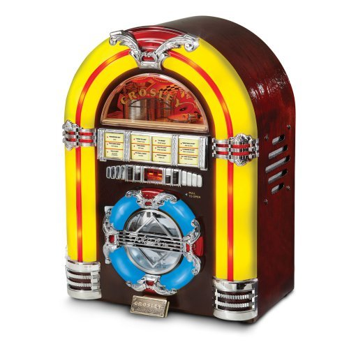 Crosley Mini CD Jukebox