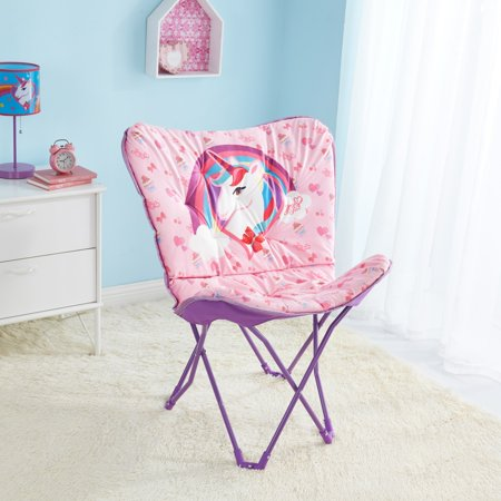 Nickelodeon JoJo Siwa Plush Teen Butterfly Chair ()