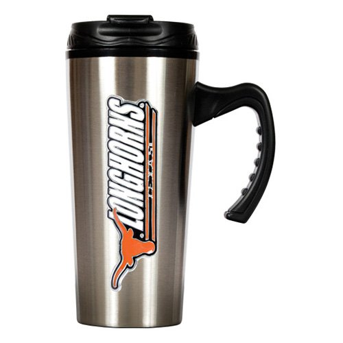 Great American Products NCAA 16oz Stainless Steel Travel Mug
