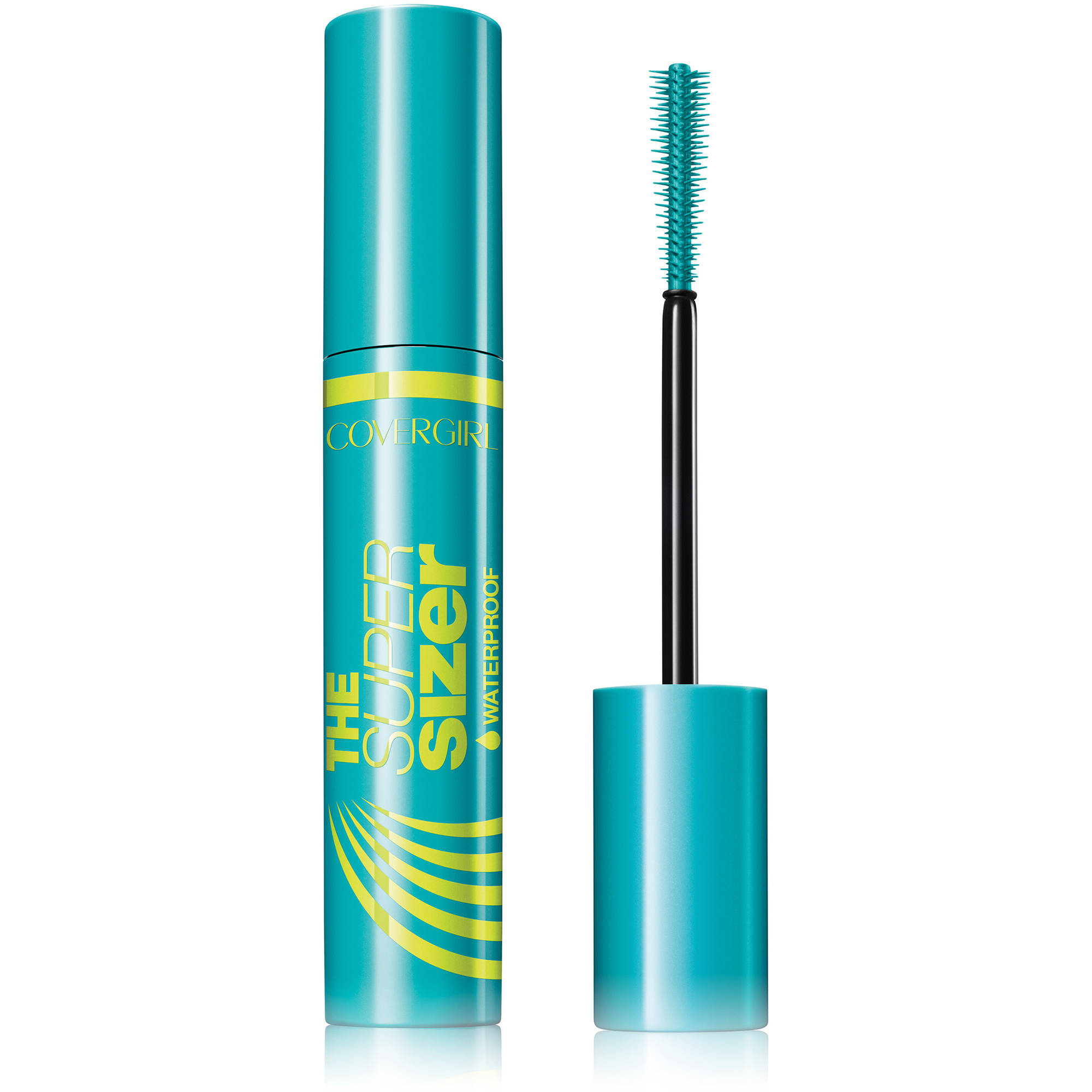 COVERGIRL The Super Sizer by LashBlast Waterproof Mascara, Very Black 825, .4 fl oz