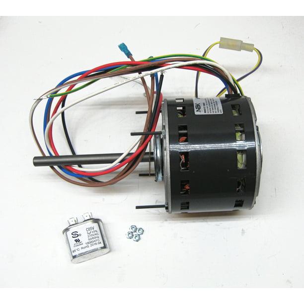 marathon 1 3 hp motor wiring diagram furnace air handler hvac direct drive blower motor 1 3 hp 1075 rpm  furnace air handler hvac direct drive