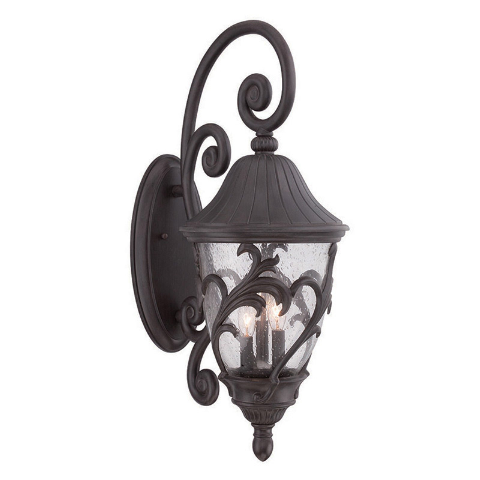 Acclaim Lighting Capri Outdoor Wall Lantern Light Fixture