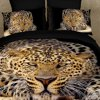 Dolce Mela Ghepardo 6 Piece Queen Duvet Cover Set