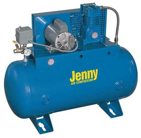 Jenny Fire Sprinkler Air Compressor, F12S-30UMS-115/1
