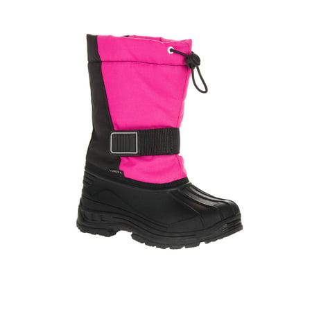 Girl's Snowbelt Snowboot](Go Go Boots Pink)