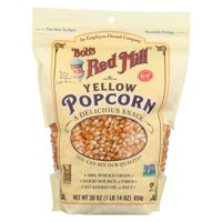 Bob's Red Mill - Popcorn - Yellow - Pack of 4 - 30 oz.