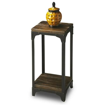 Butler Gandolph Industrial Chic Pedestal Stand ()