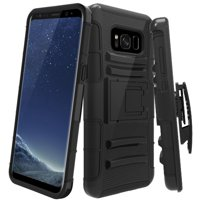 Shockproof Case Holster Compatible With Samsung Galaxy S8