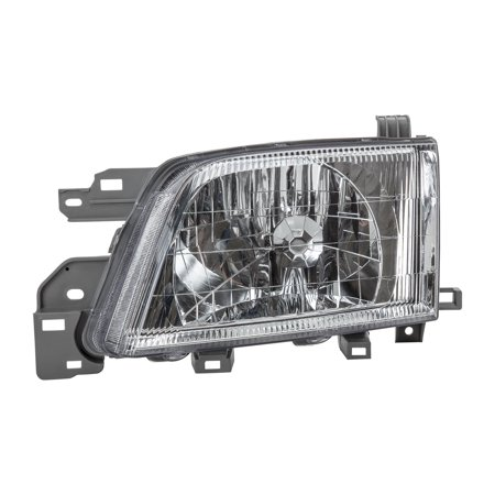 Tyc 20 6462 00 Left Headlight Embly For 2001 2002 Subaru Forester Su2502107