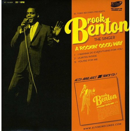Brook Benton the Singer & the Songwriter / Various (Vinyl)