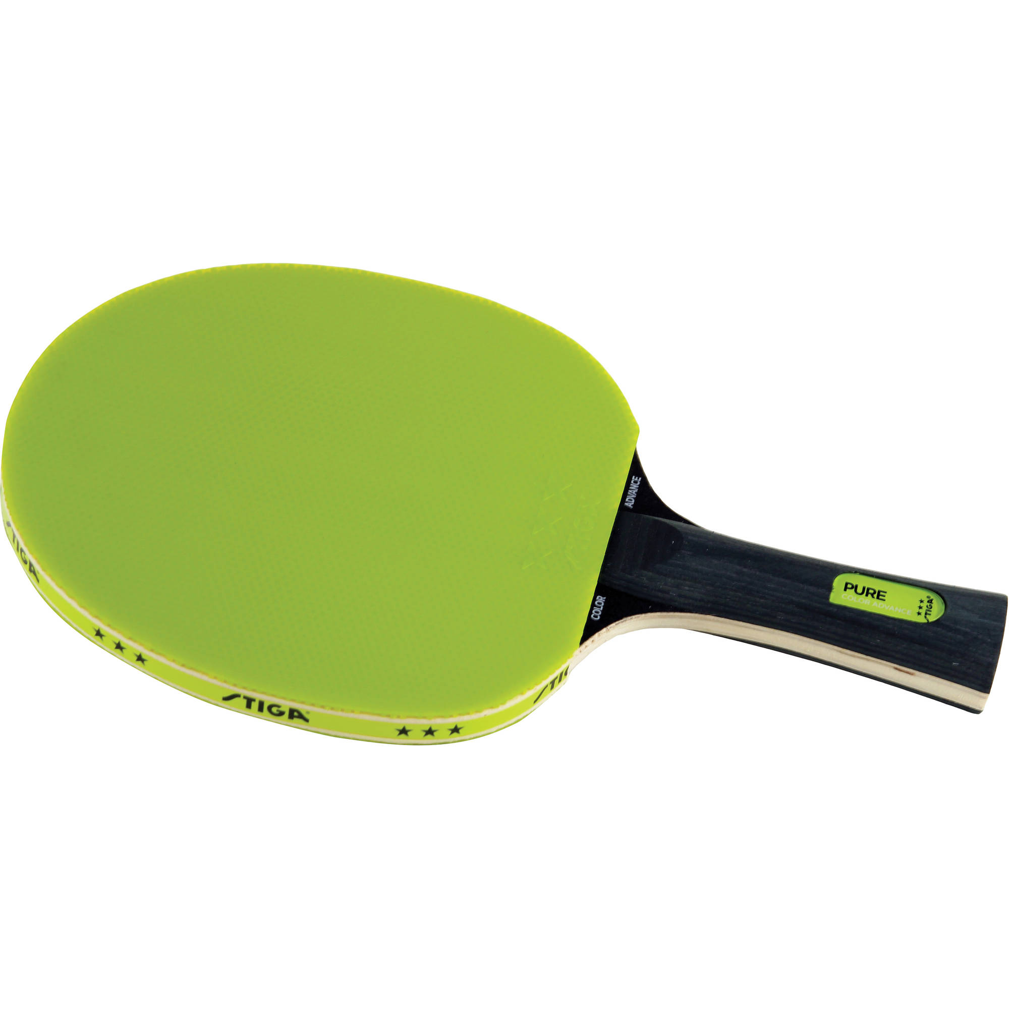 Stiga Pure Color Advance Racket, Green