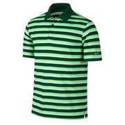 Nike Men's Dri-Fit Tech Vent Stripe Golf Polo Shirt