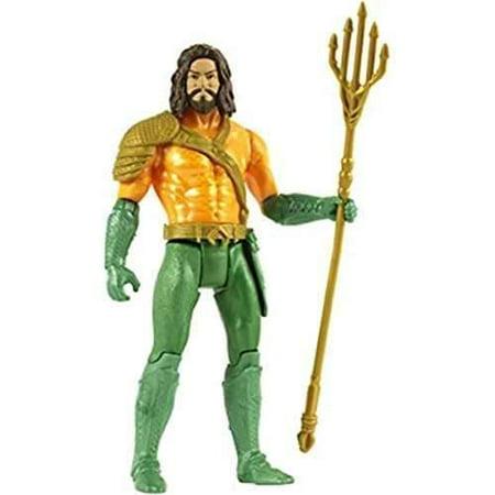 DC Comics Multiverse Batman V Superman Battle-Ready Aquaman Figure - Batman V Superman Suit