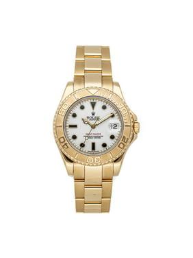 Pre-Owned Rolex Yacht-Master 68628 Watch (2-Year WatchBox warranty)