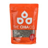 The Chia Company Chia Seed - Black - Pouch - 17.6 oz